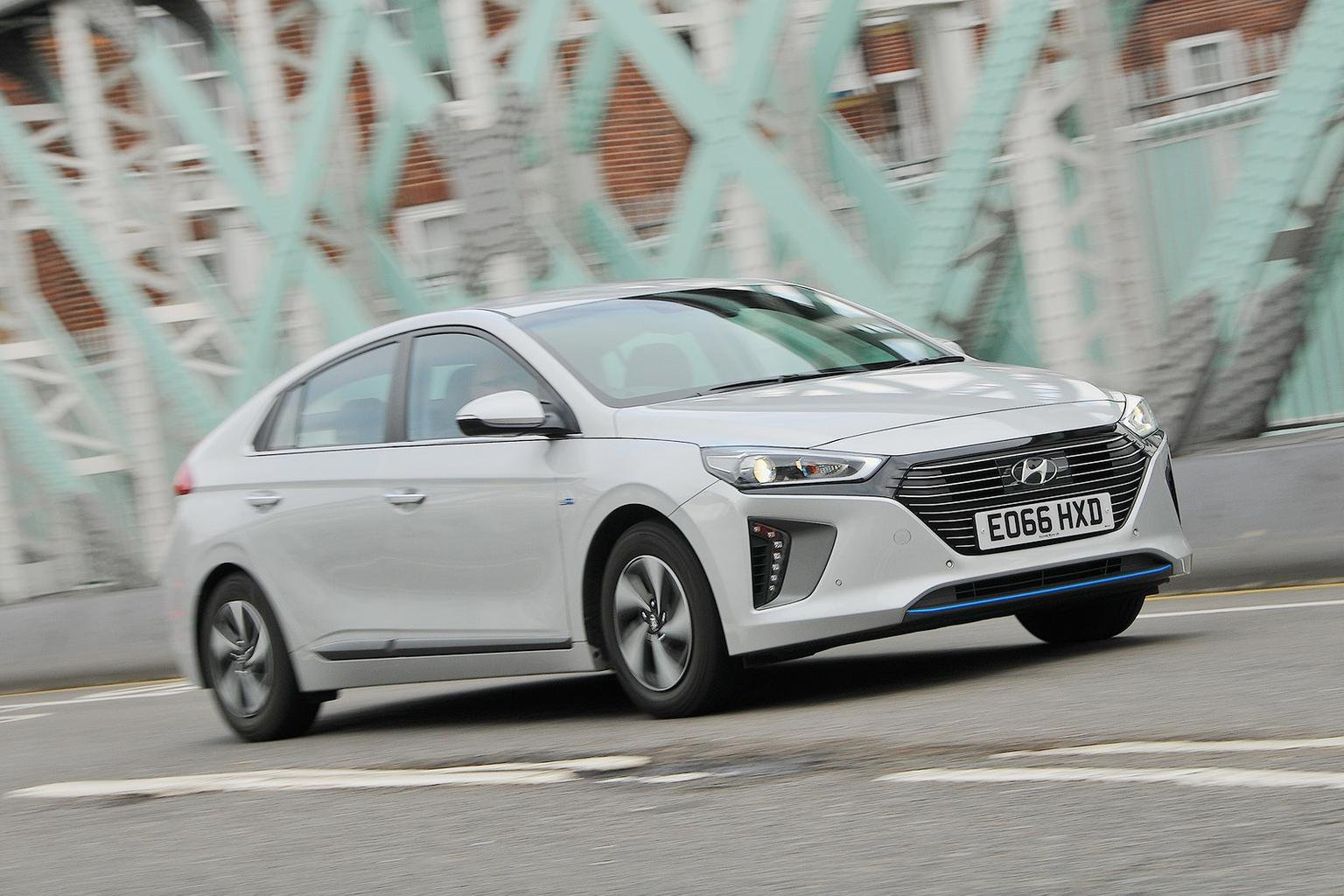 Hyundai Ioniq long-term review