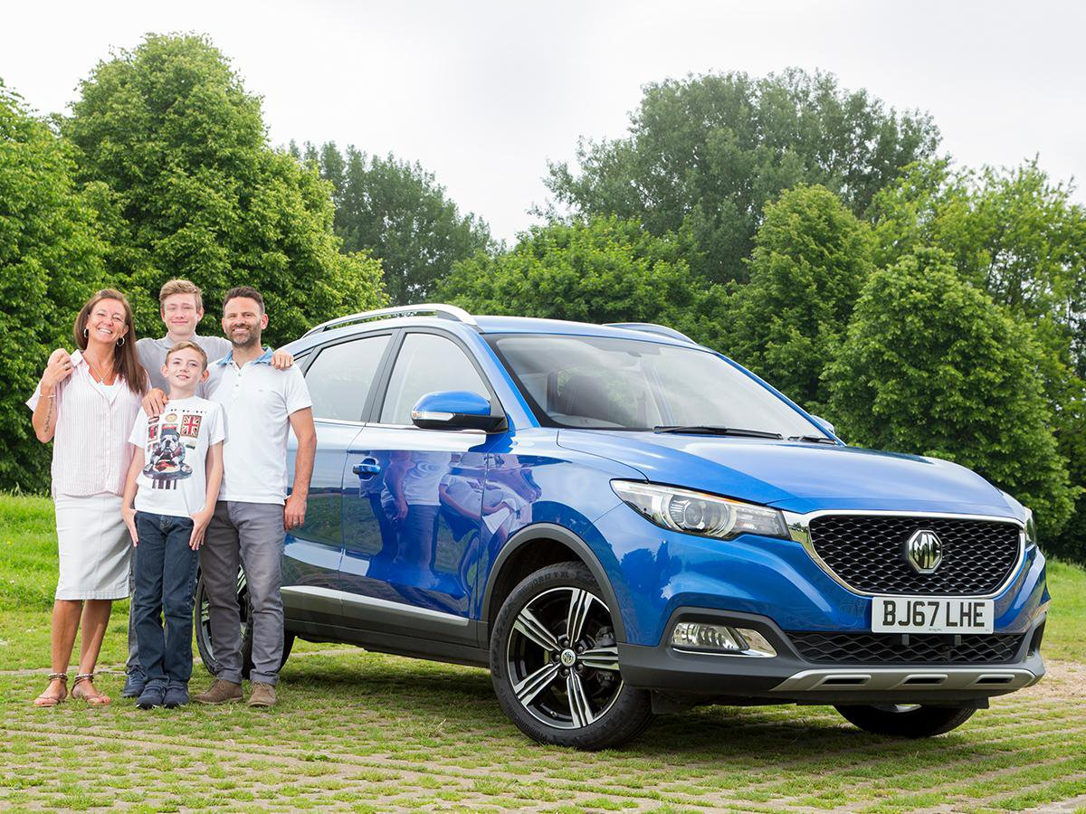 Promoted: Our MG ZS weekend
