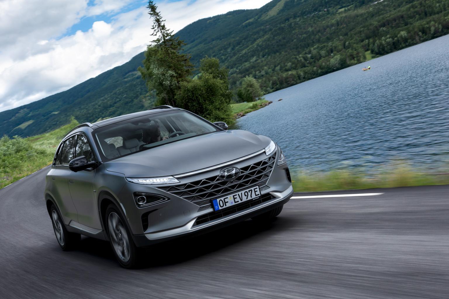 2018 Hyundai Nexo verdict