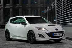 Mazda 3 MPS hot hatch upgraded