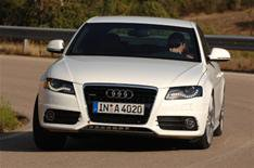 Audi A4 gets two new entry-level models