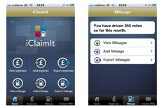 New iPhone app helps company car drivers