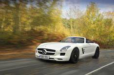 Mercedes-Benz SLS Roadster review