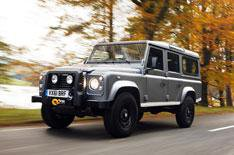 2012 Land Rover Defender review