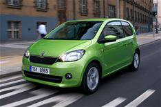 2012 Skoda Citigo prices revealed