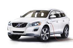 Detroit 2012: Volvo XC60 Plug-In Hybrid