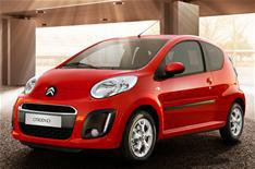The Citroen  C1 from 7995