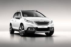 Peugeot 2008 SUV revealed