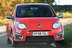 Performance cars/hot hatches - part two