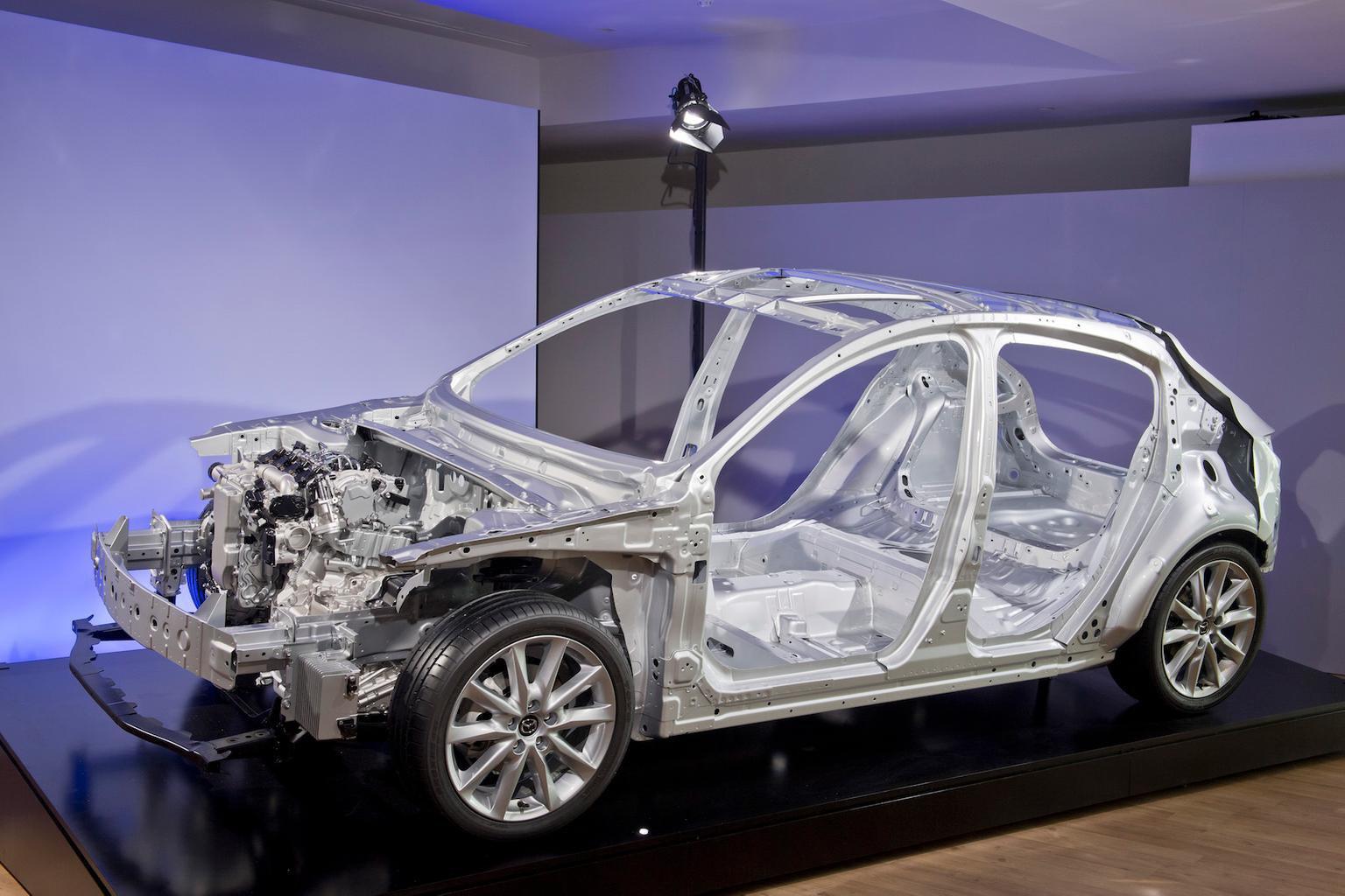 2018 Mazda 3 Skyactiv-X prototype - verdict