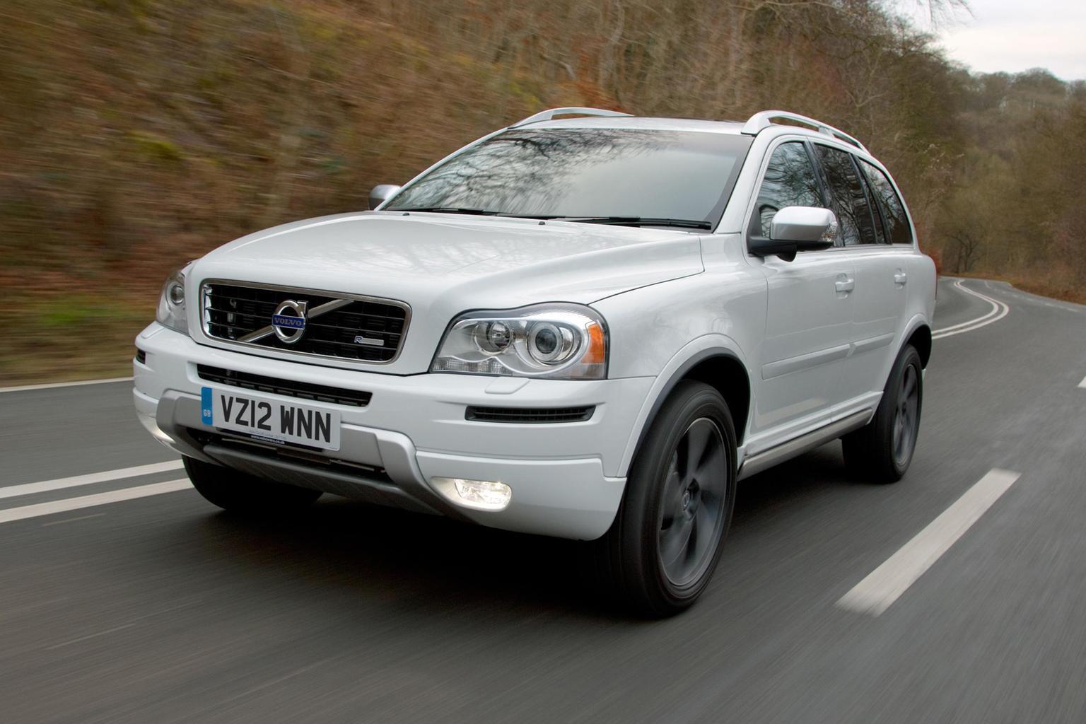 Massive savings on current-model Volvo XC90s