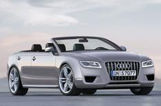 First look: Audi A7 cabriolet