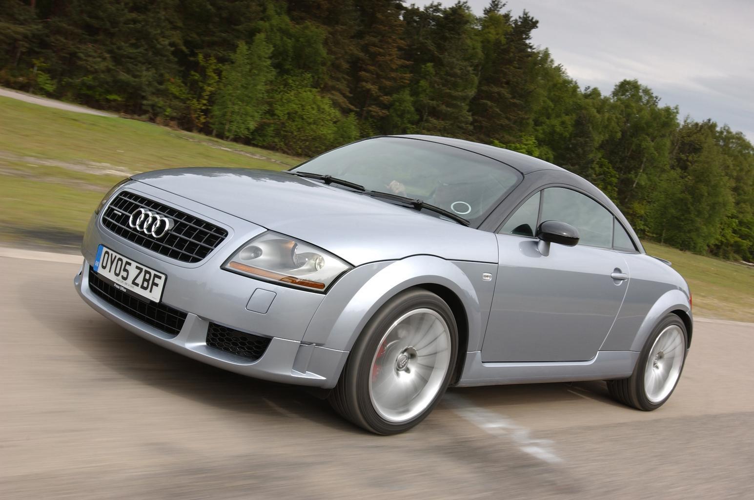 Audi TT Mk1 – Rewind Wednesday