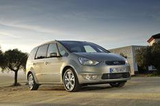Ford Galaxy face-lift: driven