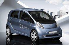 Peugeot iOn on lease-only deal