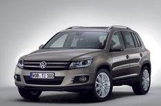 New-look VW Tiguan revealed
