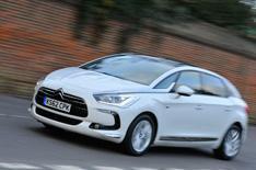 2013 Citroen DS5 Hybrid4 review