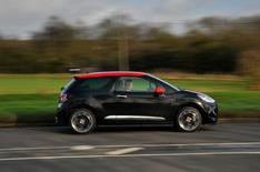 2013 Citroen DS3 Red DSport review