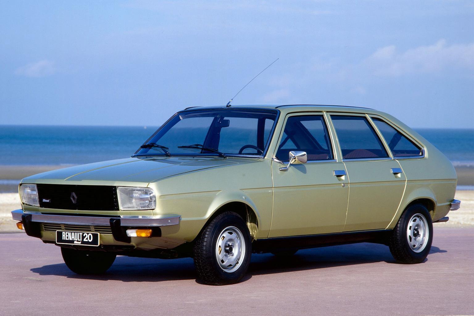 Renault 20 TS – Rewind Wednesday