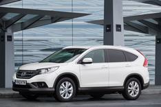 New Entry-level Honda CR-V
