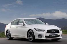 2013 Infiniti Q50 exclusive preview
