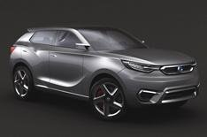 Ssangyong lines up new SUV model range