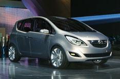 Vauxhall Meriva Concept