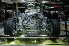 Ssangyong diesel hybrid