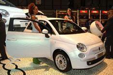 Fiat 500 Aria