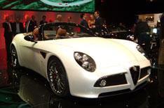 Alfa Romeo: cars you can't buy