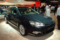 Citroen C5 Tourer & Berlingo MPV