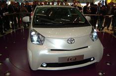 8th Toyota IQ