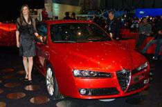 Alfa Romeo: cars you can buy