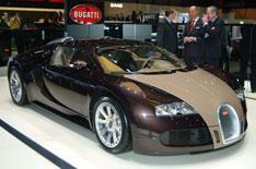 Bugatti Veyron Hermes edition