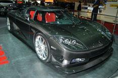 Koenigsegg CCX and CCXR special editions