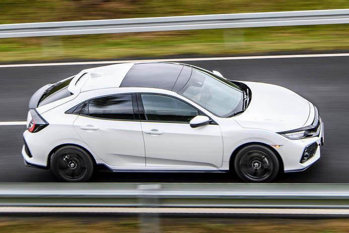 2017 Honda Civic prototype verdict and specs