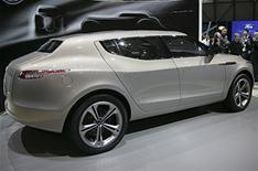 2. Lagonda concept