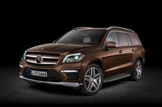 Mercedes announces GL prices