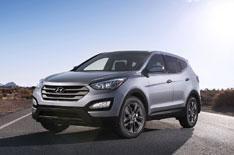 2012 Hyundai Santa Fe reader preview