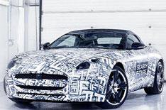 Jaguar F-type confirmed for Paris debut