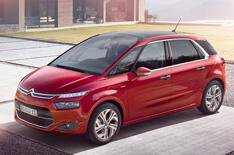 2013 Citroen C4 Picasso reader preview