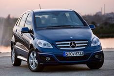 First drive: Mercedes B-Class
