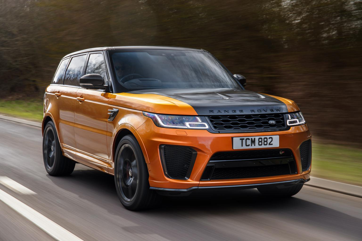 2018 Range Rover Sport Svr Review Price Specs And Release Dates