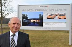 Dennis reveals McLaren ambitions Dec 09