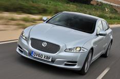 2012 Jaguar XJ Supersport Speed Pack