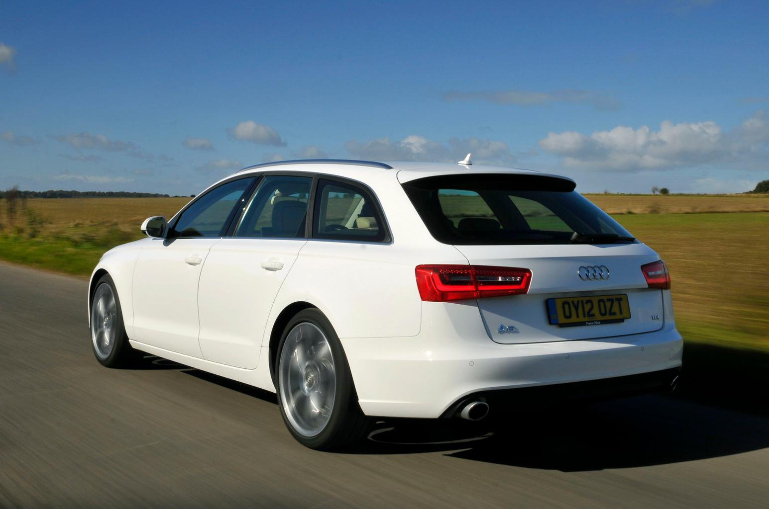 Used test: Audi A6 Avant vs BMW 5 Series Touring vs Jaguar XF Sportbrake