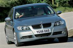 Which cars can match a BMW 320d?