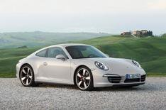 Limited edition 911 for 50th anniversary