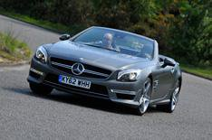 2013 Mercedes-Benz SL65 AMG review