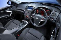 First look inside Vauxhall Insignia